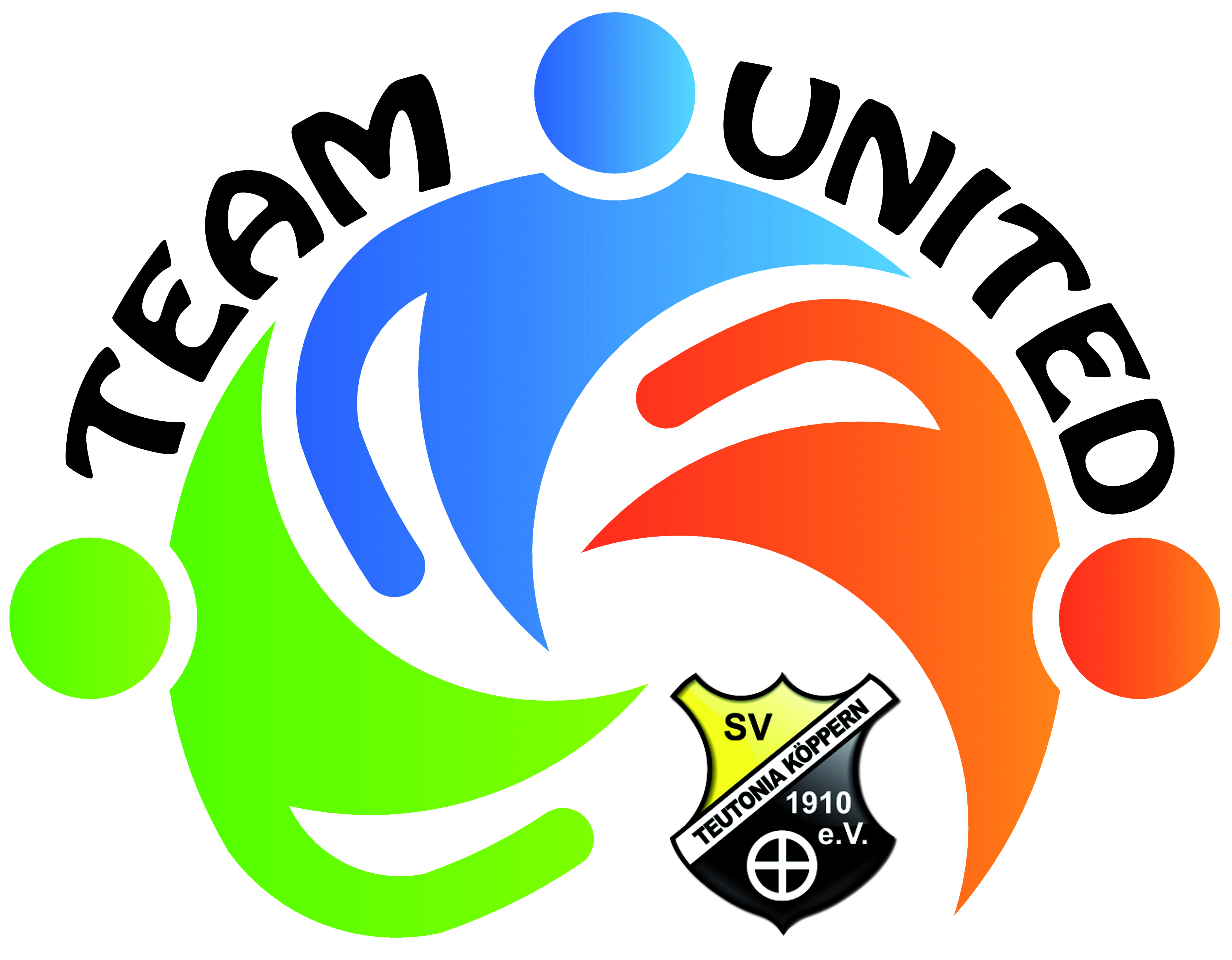 team united logo farbig